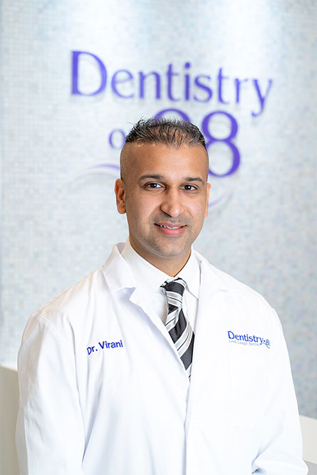 Learn More About Dr. Arif Virani
